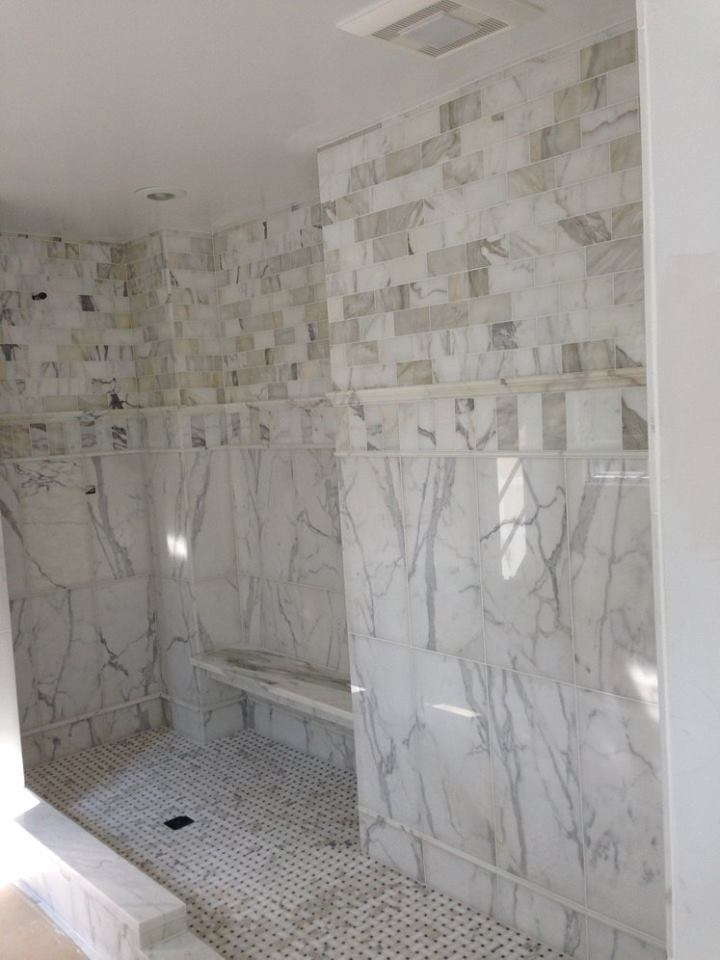 Bathroom Remodel - J.L. Tippett Construction